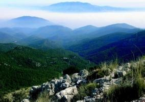 Cima de la Sierra