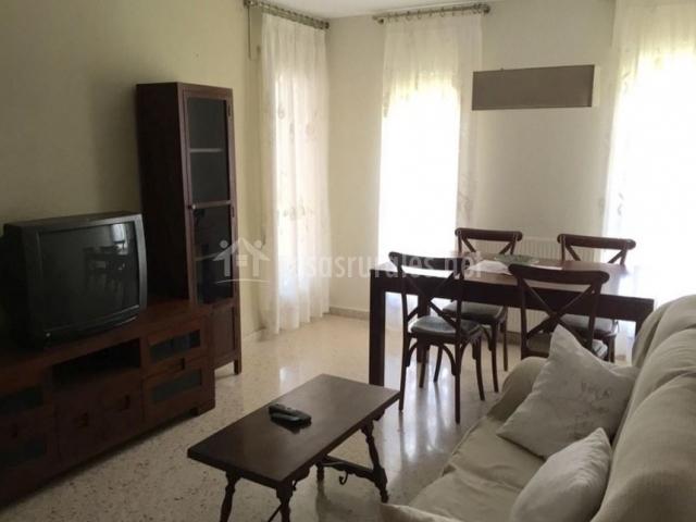 Piso casa jim nez apartamentos rurales en albarracin teruel - Apartamentos en albarracin ...