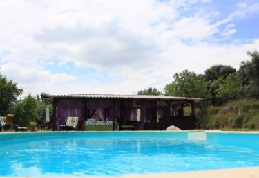 La Jayma del Arte- Habitaciones dobles - Asque, Huesca