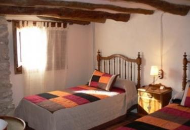 Casa Marco- Casa del  Patio - Luco De Bordon, Teruel