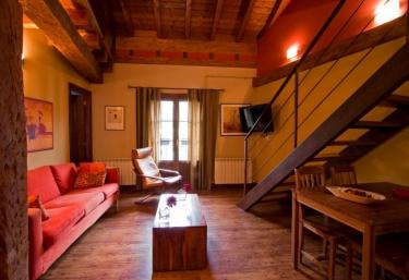Apartamentos Turísticos Ezcaray- Suite Dúplex B - Ezcaray, La Rioja