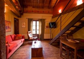 Apartamentos Turísticos Ezcaray- Suite Dúplex B