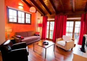 Apartamentos Turísticos Ezcaray- Suite Andrea