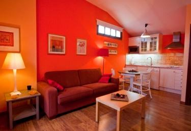 Apartamentos Turísticos Ezcaray- Ático B - Ezcaray, La Rioja