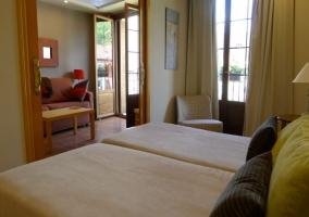 Apartamentos Turísticos Ezcaray- Suite Neri