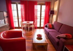 Apartamentos Turísticos Ezcaray- Estudio