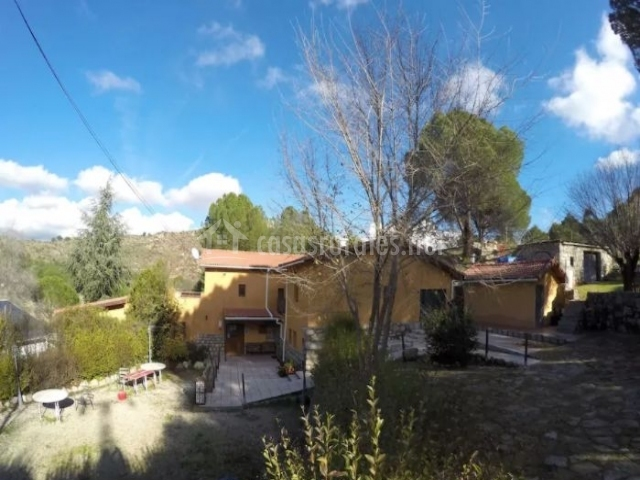 Casa rural el arca de no en el tiemblo vila - Casas rurales el tiemblo ...