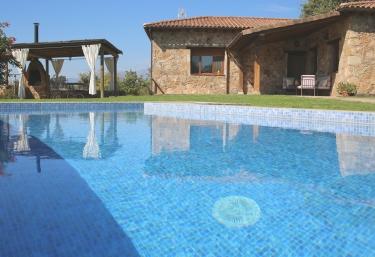 Casa rural Las Camelias - Candeleda, Ávila