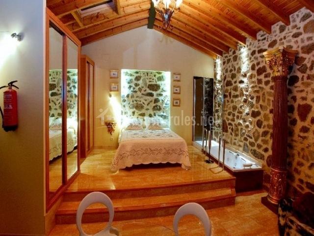 Cabana 1 dormitorio
