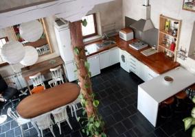 Casa rural independiente en la Sierra de Gredos