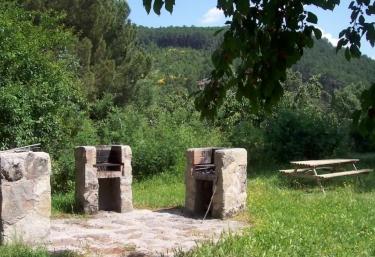 Bungalow Bambú - Quinta Anita - Arenas De San Pedro, Ávila