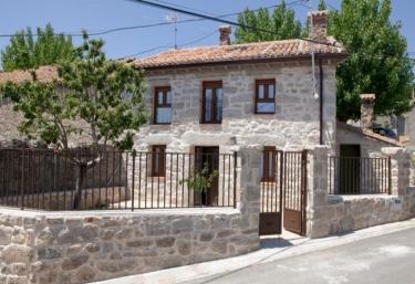 La Casa del Manzano - Peguerinos, Ávila