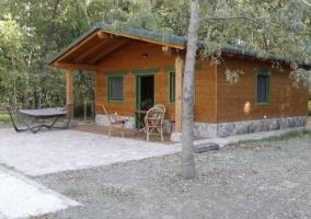 El Alamillo de Candeleda- El Bosque