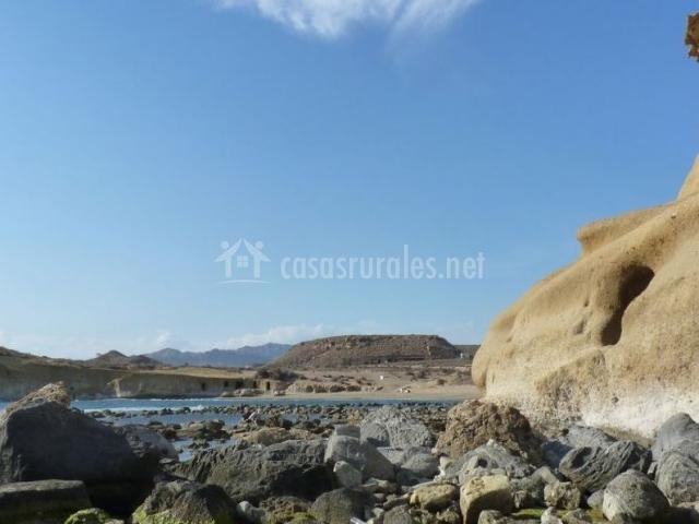 Zona de playas y calas