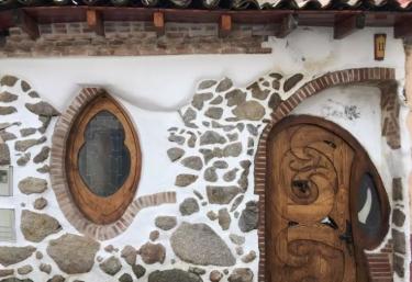 Casa rural rústica con bicicletas - Sotillo De La Adrada, Ávila