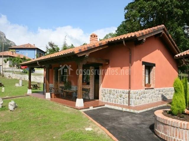 Apartamento la granda i apartamentos rurales en cangas de onis asturias - Casas rurales cerca de oviedo ...