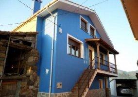 Casa rural La Casina Azul - Ribadesella, Asturias