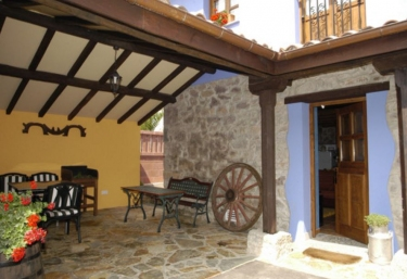 Apartamento Rural Las Brisas I - Cañedo (Pravia), Asturias