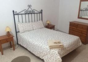 Salón y dormitorio