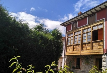 Callejón de La Vega - Riocaliente (Llanes), Asturias