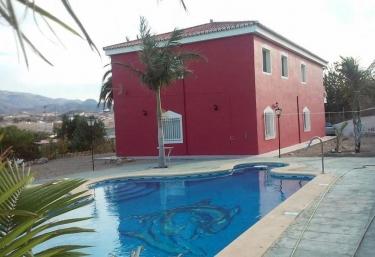 Villa Rural Adelina - Turre, Almería