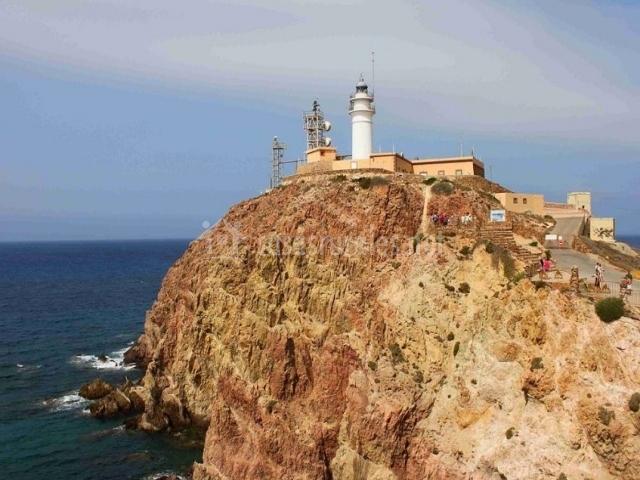 Faro del Cabo de Gata