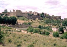 Panorámica de Pedraza