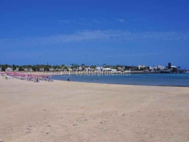 Playa de La Antigua