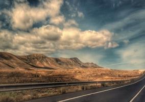 Paraje por la carretera