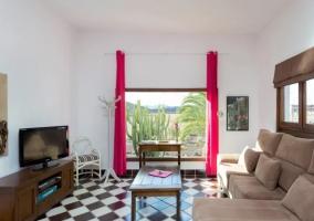 Casa Aurora en Finca Ecológica - La Antigua, Fuerteventura