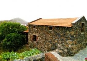 Exterior de piedra
