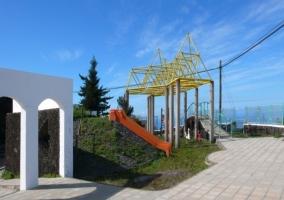 Parque infantil del municipio