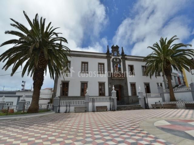 Ayuntamiento de Valverde