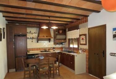 Casa Juan Gil - Pozo De Los Frailes, Almería