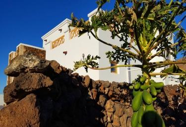 Caldera Blanca - Mancha Blanca, Lanzarote