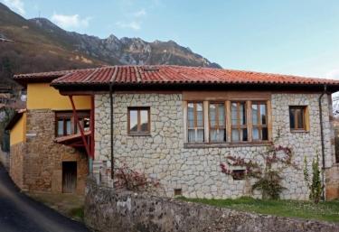 Casa L´Andorvio - Leiguarda, Asturias
