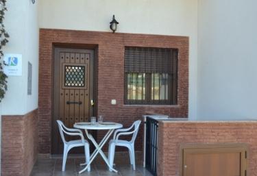 Casa Violeta 2 - Pozo De Los Frailes, Almería