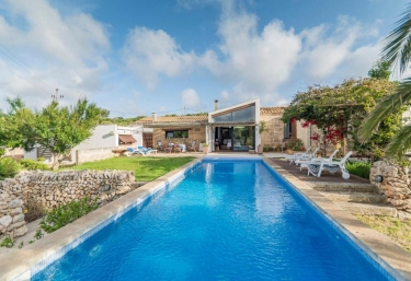 La casa en el pinar - Sant Lluís, Menorca