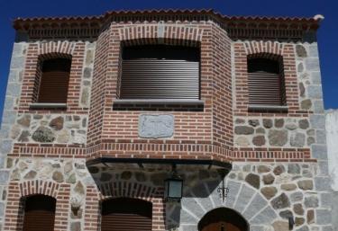 Casa Abadía del Marqués - Vega De Santa Maria, Ávila