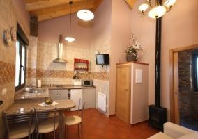 Tombín - Apartamentos Bouso