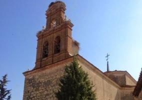 Iiglesia de Pinillos