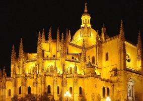 La Ccatedral de Segovia