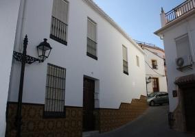 Calle de la vivienda