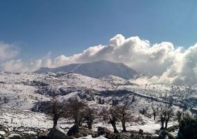 Sierra de las Nieves nevada