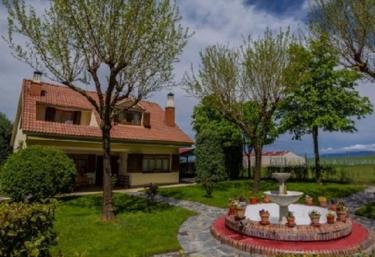 El estanque del Polear - Valverde Del Majano, Segovia