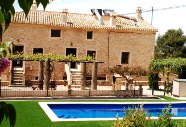 3 buhardilla. La Alquería del Pilar - Banyeres De Mariola, Alicante