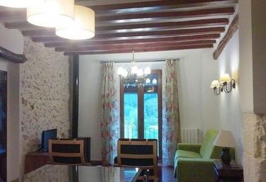 Apartamento 3 buhardilla. La Alquería del Pilar - Banyeres De Mariola, Alicante