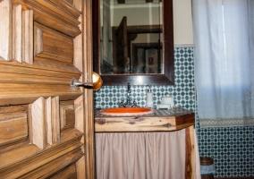 Baño habitación planta baja
