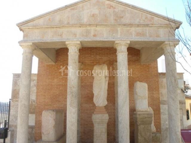 Zonas del patrimonio en el centro