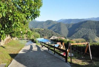 Peña Sagra  Adaptado - Cahecho, Cantabria